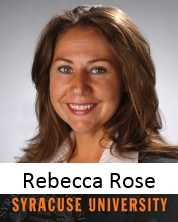 Rebecca Rose from Syracuse