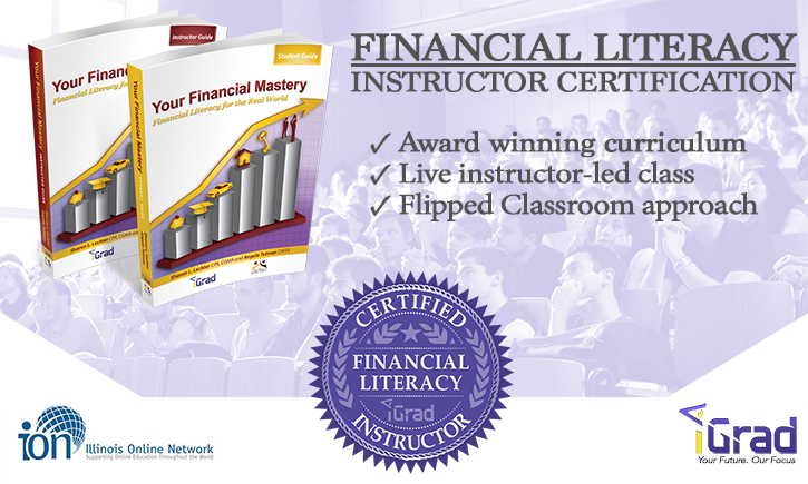 Igrad Introduces Financial Literacy Instructor Certification