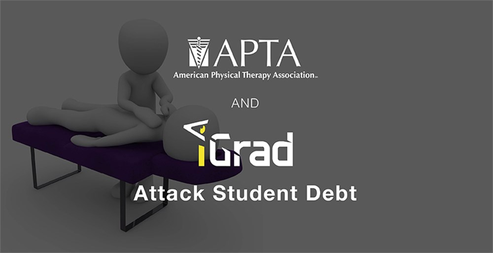 APTA and iGrad Attack Student Loan Debt with Enrich Financial Wellness