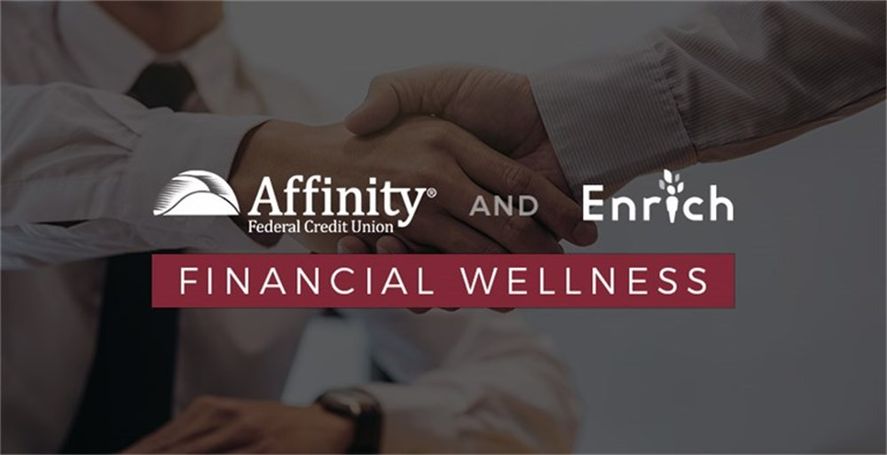 Affinity Credit Union and Enrich Financial Wellness