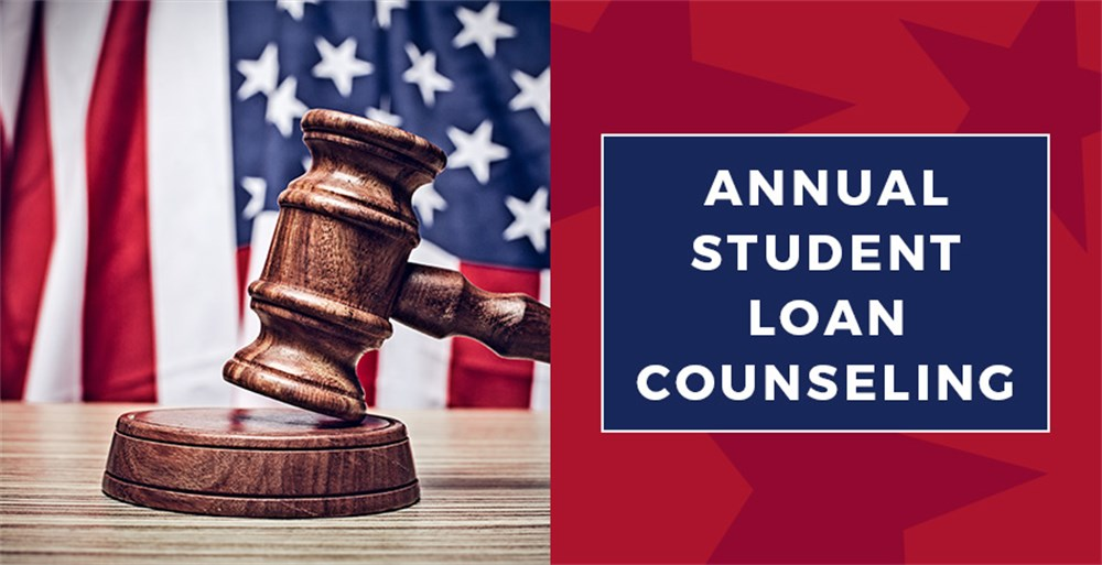 Annual Student Loan Counseling Federal Regulations