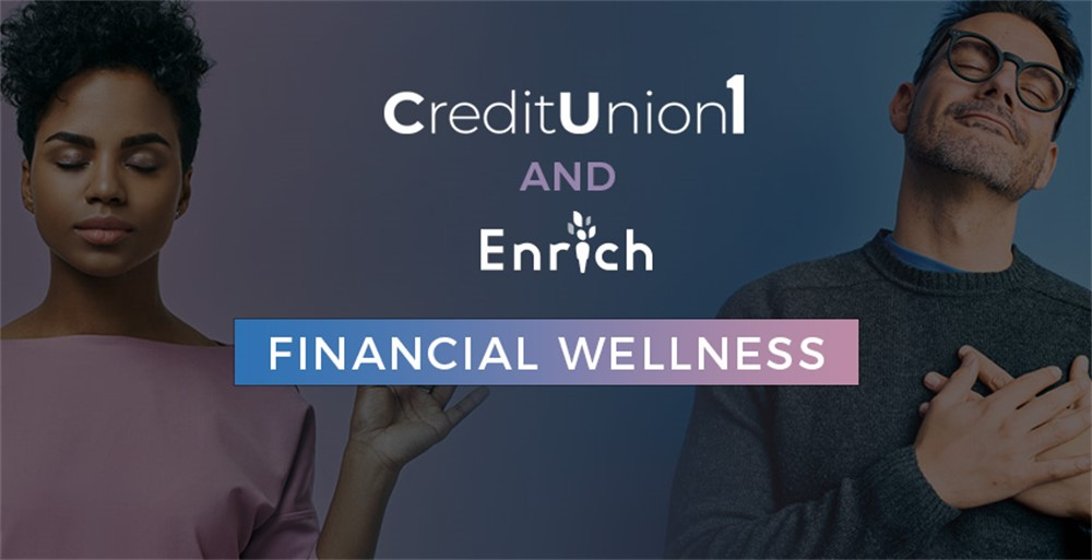 Credit Union 1 Financial Wellness from Enrich