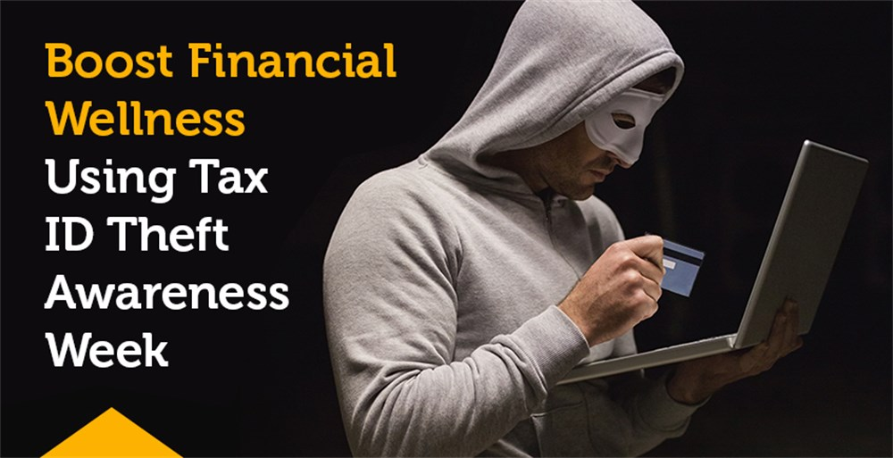 A thief attempts to rob employees of their financial wellness and tax ID