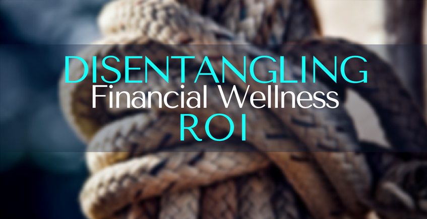 An overwhelming financial wellness knot