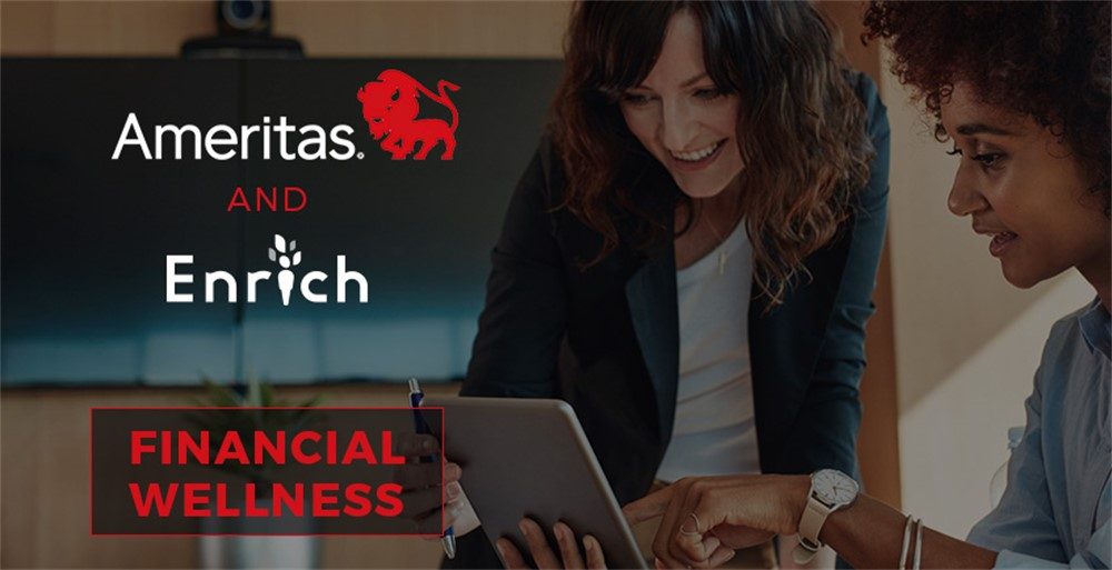 Ameritas financial wellness from Enrich