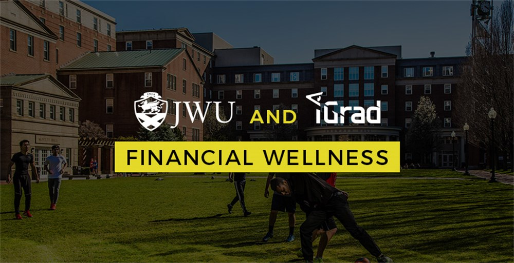 JWU and iGrad Financial Wellness