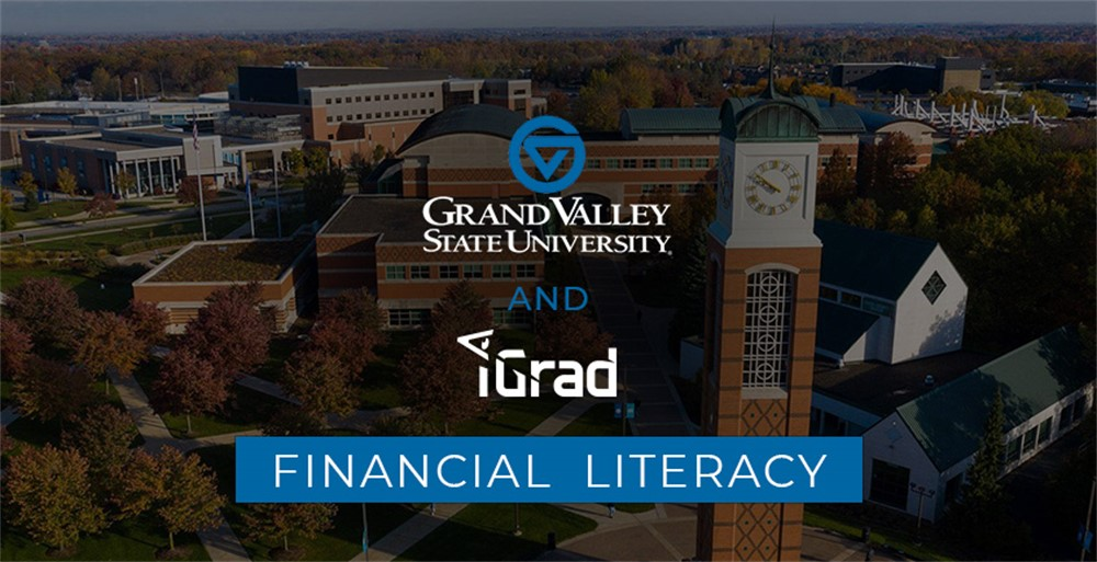 Grand Valley State University and iGrad Offer Financial Literacy to College's TRIO students