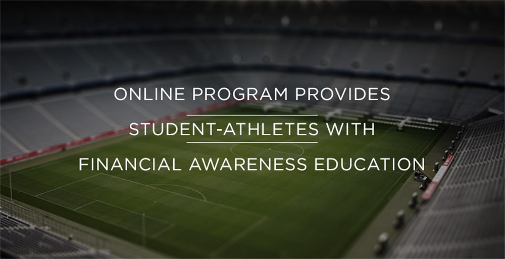 iGrad provides student athletes of the NCAA with financial awareness education