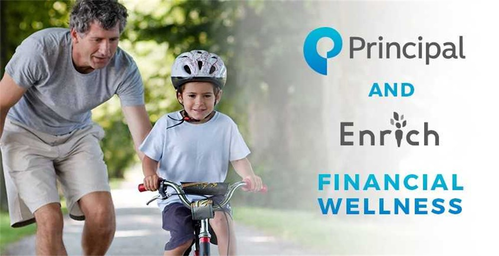 Principal Partners with Enrich Financial Wellness