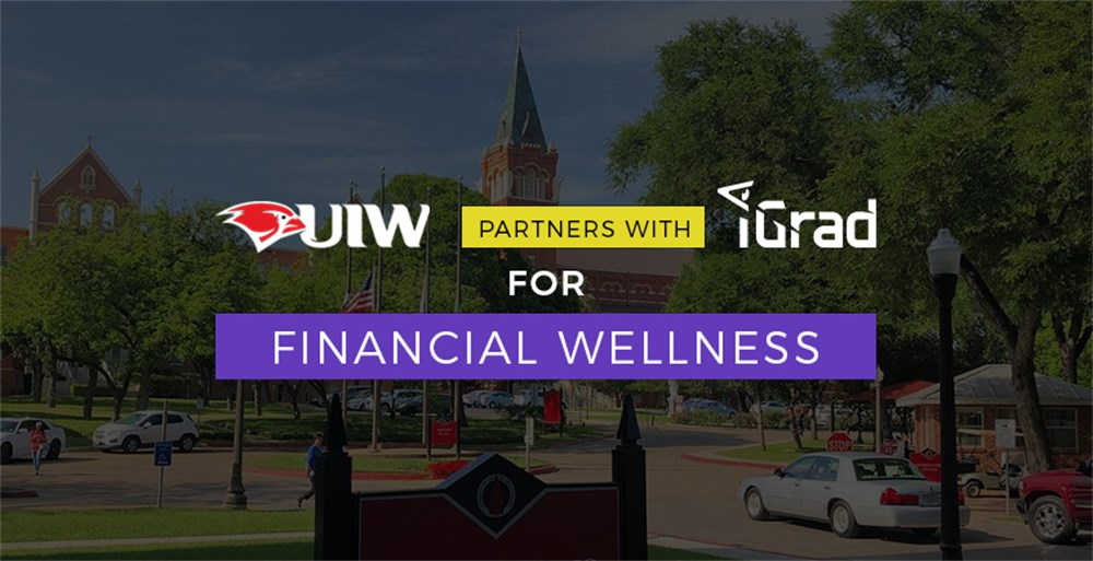 University of the Incarnate Word Partners with iGrad to offer Financial Wellness Education