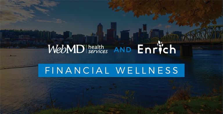 WebMD Partners With Enrich for Employee Financial Wellness