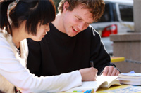 Tutoring for Extra Money: Student Being Tutored