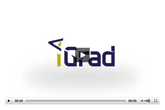 Demo video of iGrads financial literacy and default prevention platform