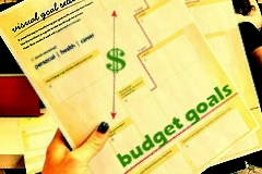 Making an Efficient Budget Goal