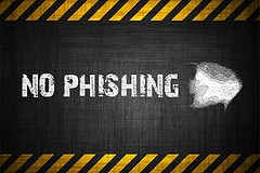 Beware of Phishing Scams
