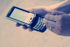 Smishing Text Message Cell Phone Scam